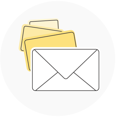 Email Funnel Icon