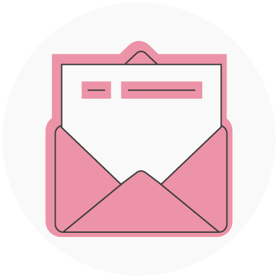 Email Template Icon