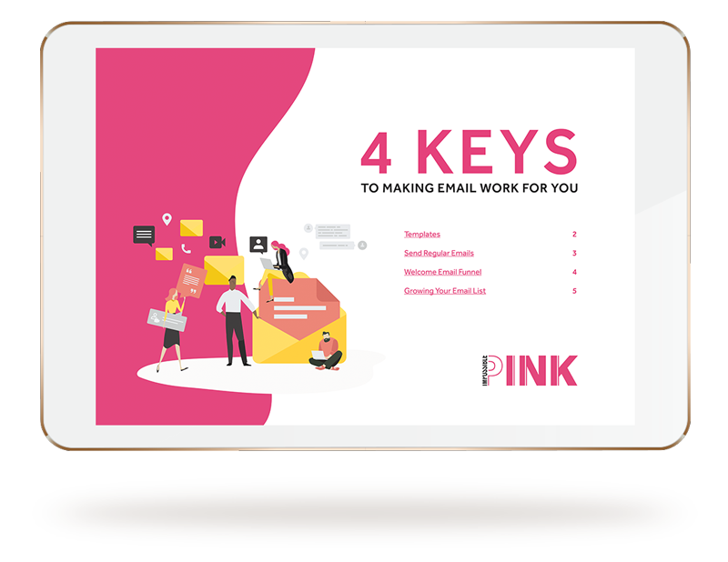 4 Keys to Making Email Work for You